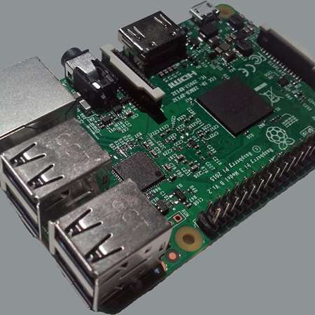 Raspberry Pi3b with PRESTIGEenterprise