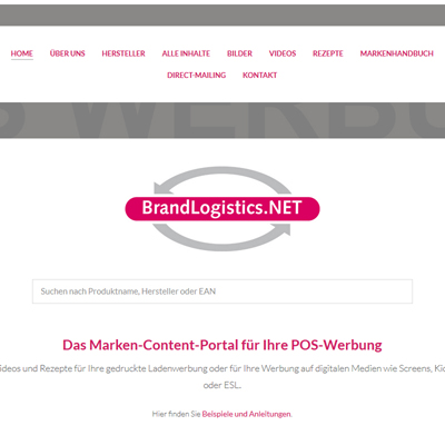 Promotion data portal