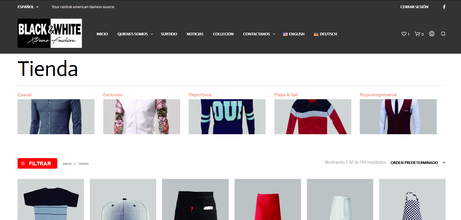 WPITCOM Textile Wholesale Plugin for WordPress / Woocommmerce