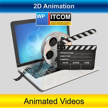WPITCOM 2D Video Animation