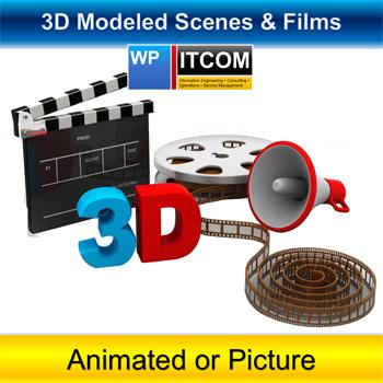 WPITCOM 3D Scenes & Animations