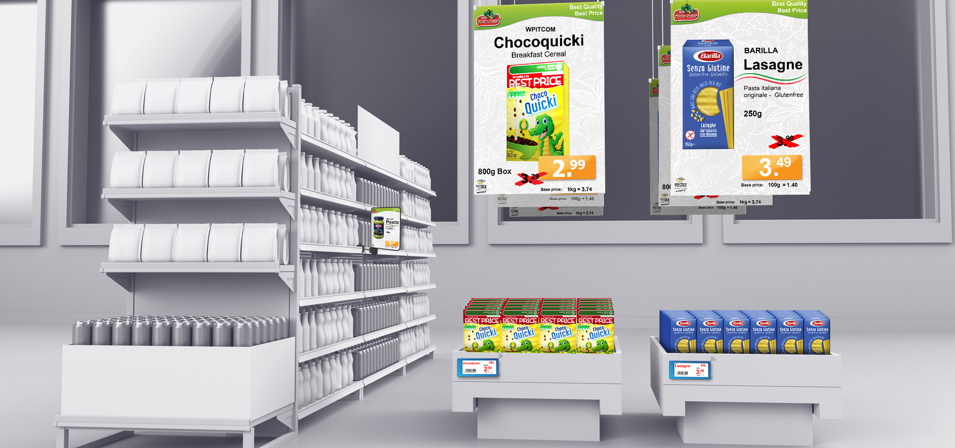 WPITCOM Display Box 2 in Food Retail Printing