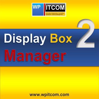 WPITCOM Display Manager 2